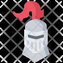 Helmet Knight Fantasy Icon
