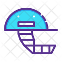 Helmet Head Gear Icon