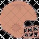 Helmet Sports Racing Icon