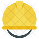 Helmet Head Safety Safety Helmet Icon