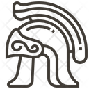 Helmet Roman Armor Icon