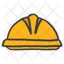 Helmet Construction Building Icon