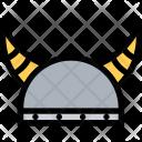 Helmet Culture Civilization Icon