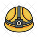 Helmet Safety Icon