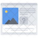 Help Question Website Icon