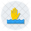 Drowning Help Navigation Icon