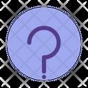Help Faq Support Icon