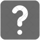 Seo Help Question Mark Icon