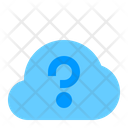 Help Cloud Network Icon