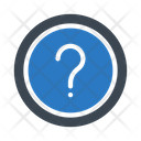 Help Question Mark Icon