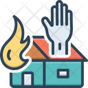 Help Assist Fire Icon