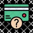 Faq Help Creditcard Icon