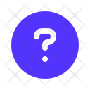 Help Ask Question Icon