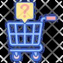 Help Shopping Help Cart Help Icon