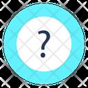 Help Ask Circle Icon