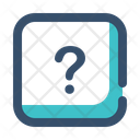 Help Question Ask Icon