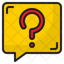 Question Service Help Icon