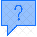 Help Chat Message Icon