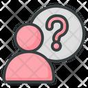 Help Support Conversation Icon
