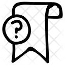 Help Bookmark Icon