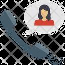 Help Center Call Receiver Icon