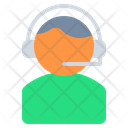 Support Help Service Icon