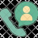 Help Center Call Center Helpline Icon