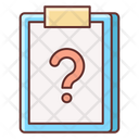 Help Clipboard Icon