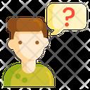 Mhelp Help Clipboard Faq Icon
