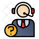 Help Desk Customer Service Customer Support Icon