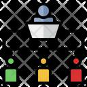 Help Desk Admin Clients Icon