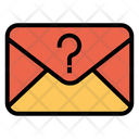 Help Email Support Mail Inquery Mail Icon