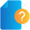 File Question Document Icon
