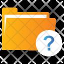 Help Directory Folder Icon