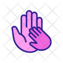 Help Kids Icon