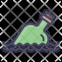 Sea Ocean Map Icon