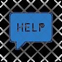 Help Bubble Contactus Icon