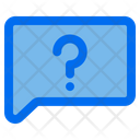 Help Message Comment Question Icon