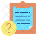 Help Notes Icon
