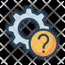 Help Setting Icon