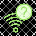 Help Wifi Signal Icon