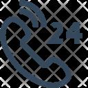 Helpline Customer Service Icon
