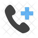 Helpline Phone Call Icon