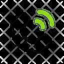 Helpline Call Service Icon