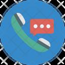 Helpline Hotline Receiver Icon