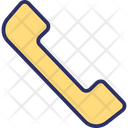 Helpline Phone Receiver Receiver Icon