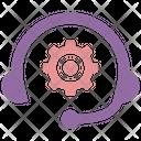 Helpline Support Service Icon