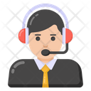 Call Center Customer Service Helpline Icon