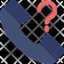 Helpline Question Mark Icon