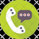 Helpline Hotline Twenty Icon